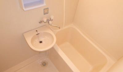 【浴室】厚花ビル