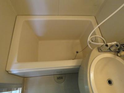 【浴室】上坂マンション