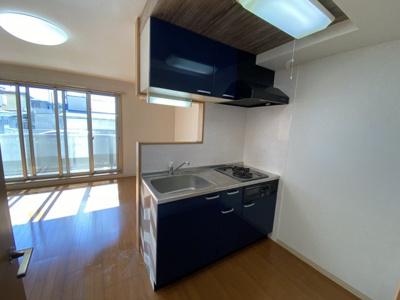 きれいなキッチンです♪