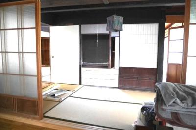 【和室】美作市小野 中古住宅3LDK+離れ+蔵