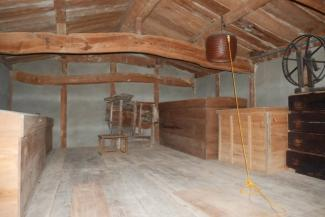 蔵の2階部分