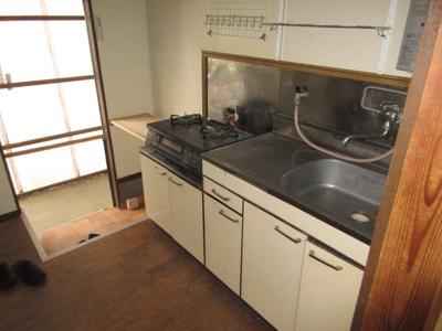 【キッチン】昭和荘