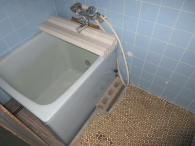 【浴室】昭和荘