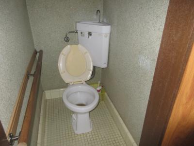 【トイレ】昭和荘