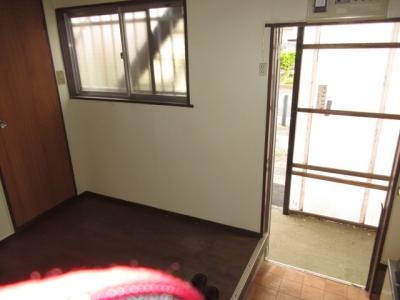 【玄関】昭和荘