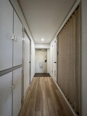 【玄関】サングレイス西明石