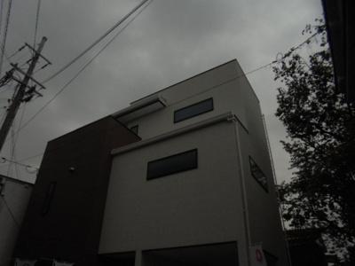 【外観】寝屋川市池田旭町 新築一戸建て
