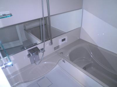 【浴室】寝屋川市池田旭町 新築一戸建て