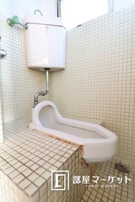 【トイレ】ヴィレッジ東海