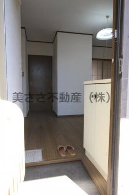 【玄関】ファミーユ八王子