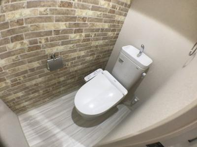 【トイレ】チェリーブロッサムⅤ番館