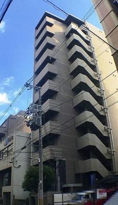 【外観】ダイドーメゾン大阪北堀江