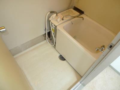 【浴室】むさしのコーポ
