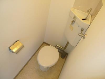 【トイレ】むさしのコーポ