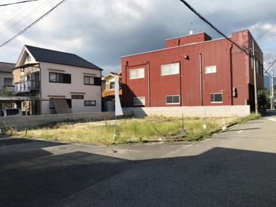 【前面道路含む現地写真】ファーストタウン亀岡市東つつじヶ丘都台 第1
