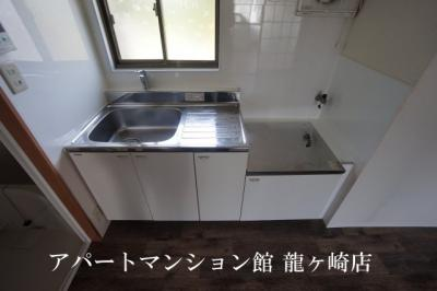 【キッチン】ナカヤハウスB