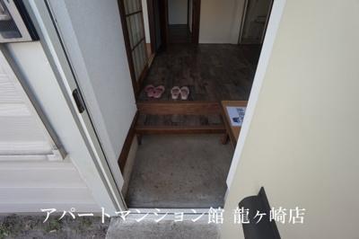 【玄関】ナカヤハウスB