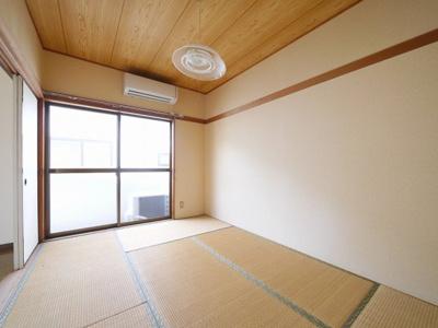 【寝室】コーポイチムラ