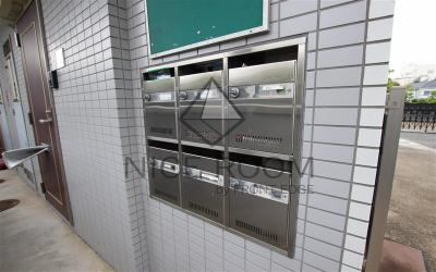 メドーノ白金台 メールボックス