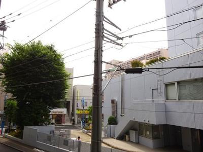 【展望】パークリュクス渋谷西原