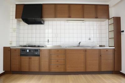 【キッチン】上沢貸家