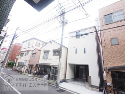 【展望】オークハイツ