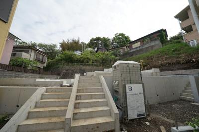 【外観】保土ヶ谷区霞台全2棟 新築戸建【成約】