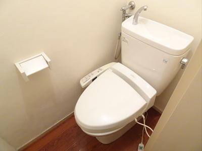 【トイレ】パサージュ京西