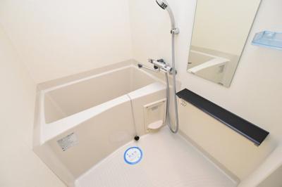 【浴室】レオンコンフォート上本町カレント