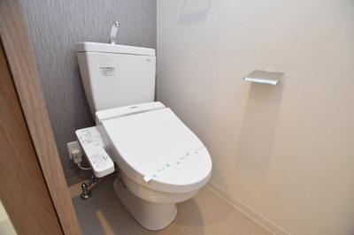 【トイレ】レオンコンフォート上本町カレント
