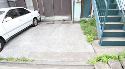 【駐車場】K&F