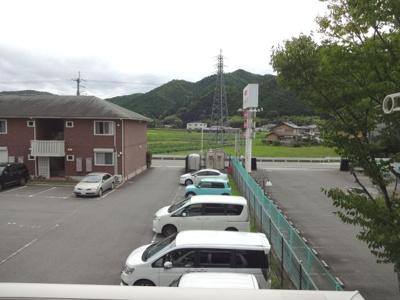【展望】コンフォール・ヴィラD棟