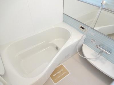 【浴室】コンフォール・ヴィラD棟