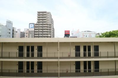 【展望】駅前コーポラス
