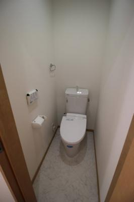 【トイレ】久保町戸建て