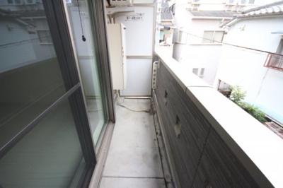 【バルコニー】アクロス神戸灘アパートメント