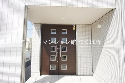 【エントランス】コンフォートレジデンスⅡ