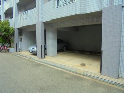【駐車場】ラ・モードニシカワII
