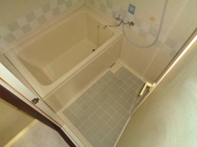 【浴室】ラ・モードニシカワII