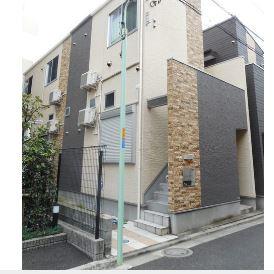 【外観】ティアレ高円寺
