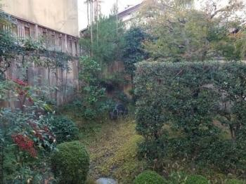 【庭】左京区聖護院西町 売中古戸建