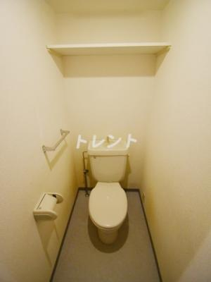 【トイレ】リューズリバー月島