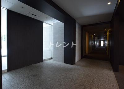 【その他共用部分】ディームス麻布狸穴町