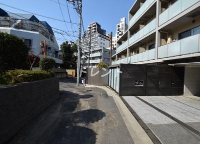 【周辺】ディームス麻布狸穴町