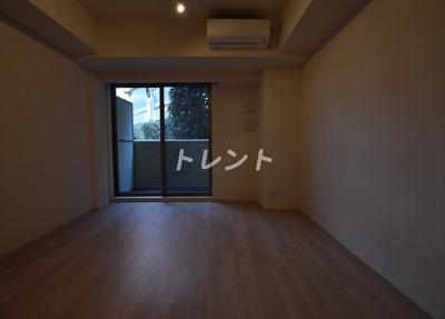 【居間・リビング】ディームス麻布狸穴町