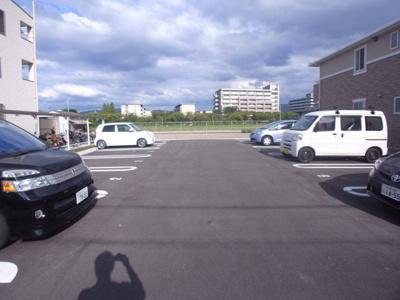 【駐車場】メゾンフルール