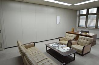 4階 応接室