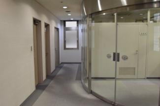 2階 事務所入り口