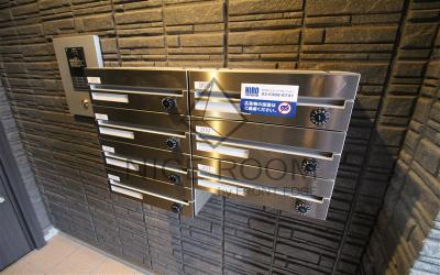 T's Annex メールボックス