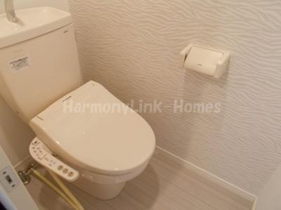 Cuore Machiyaのコンパクトで使いやすいトイレです